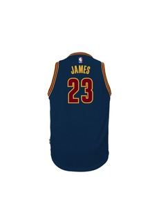 adidas Kids' LeBron James Cleveland Cavaliers Swingman Jersey, Big Boys (8-20)