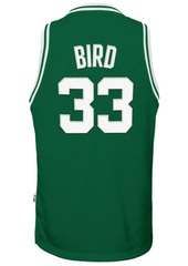 adidas Larry Bird Boston Celtics Retired Player Swingman Jersey, Big Boys (8-20)