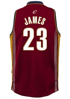adidas Lebron James Cleveland Cavaliers Soul Swingman Jersey, Big Boys (8-20)