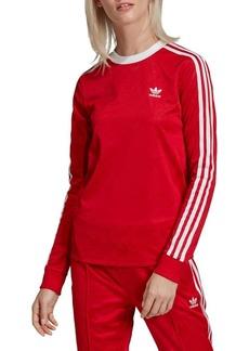 Adidas Lightweight 3-Stripes Tee