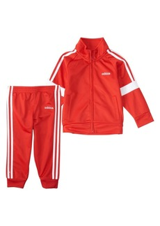 Adidas Little Boy's 2-Piece Zip-Front Event Jacket & Joggers Set