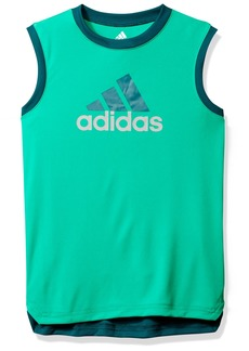 adidas Boys' Little Active Tank Top