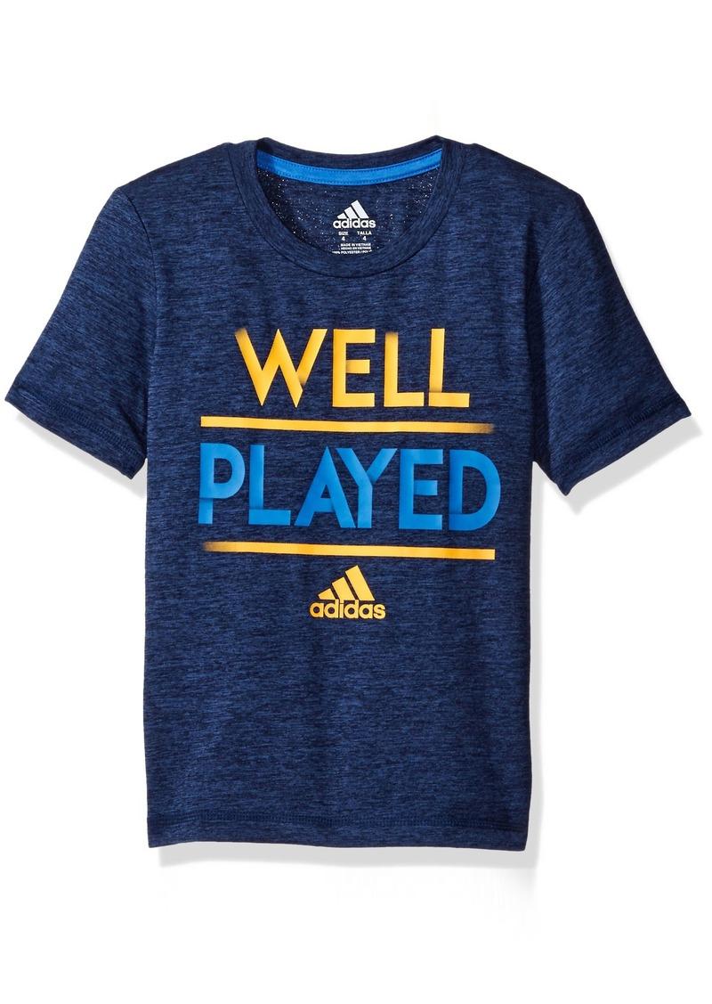 adidas Little Boys' Active Tee Shirt
