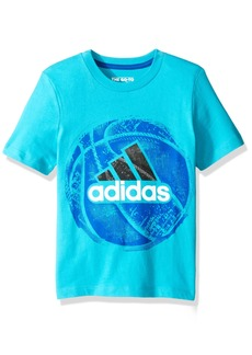 adidas Little Boys' Active Tee Shirt