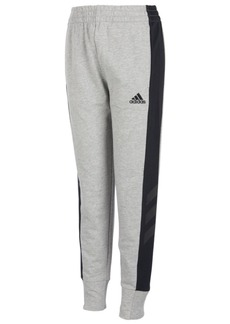adidas Little Boys Altitude Heathered Jogger Pants