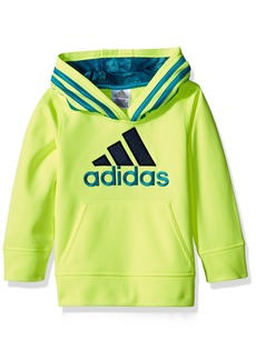 adidas Little Boys' Athletic Pullover Hoodie