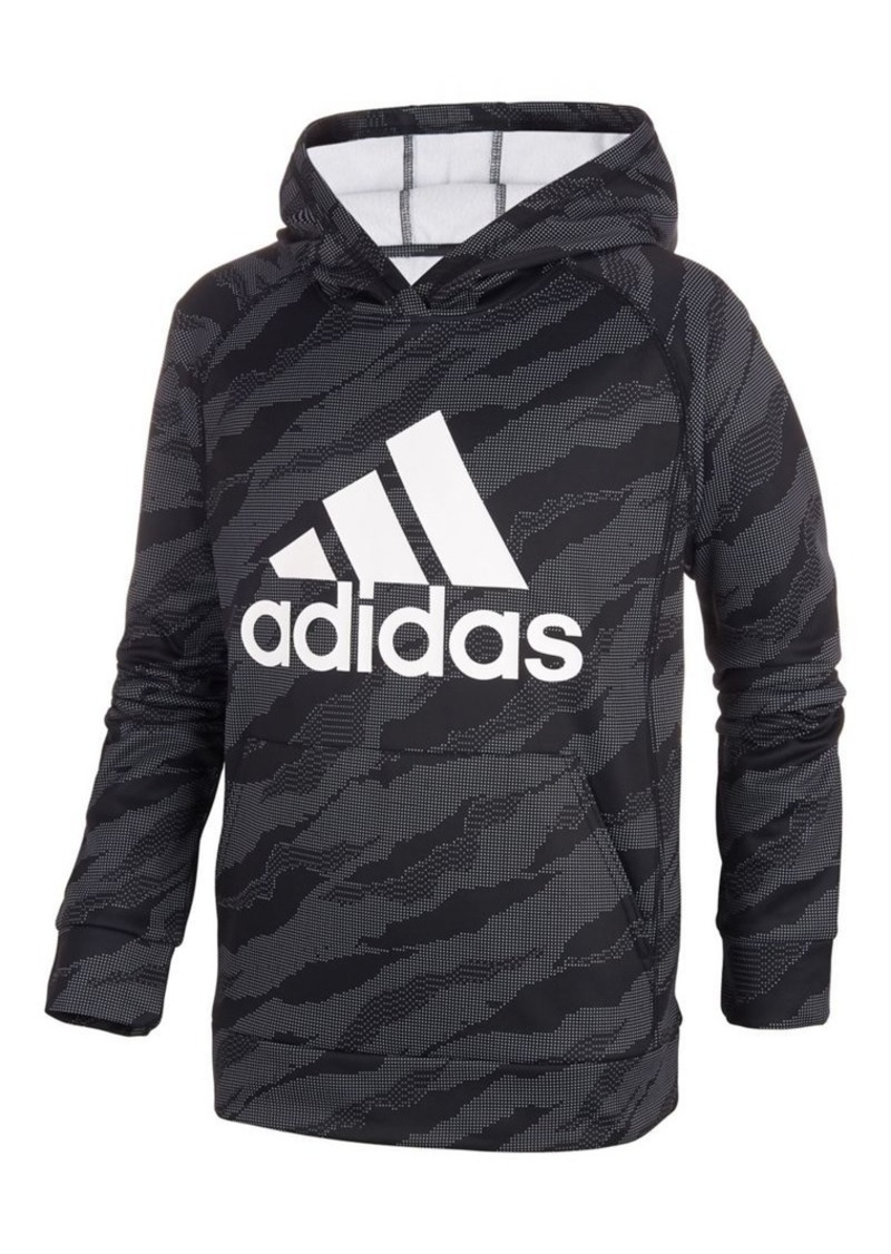 Adidas Little Boy's Camouflage Hoodie
