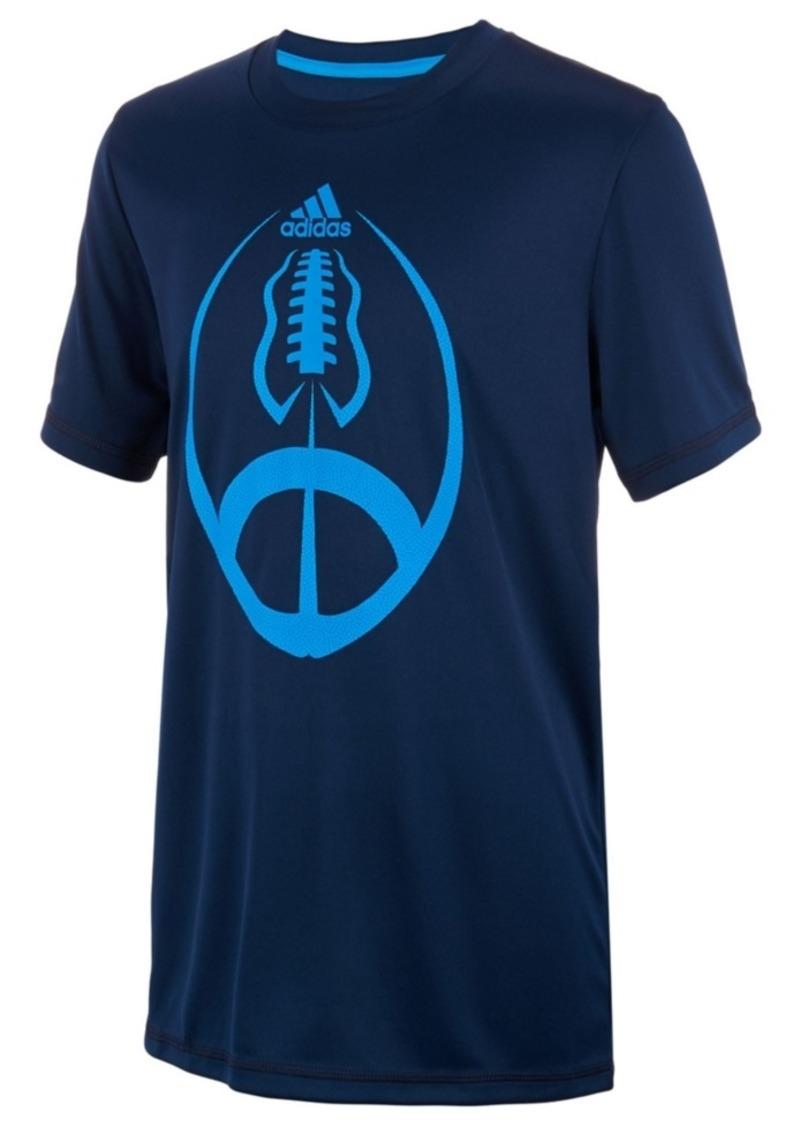 adidas Toddler Boys Climalite Graphic-Print T-Shirt
