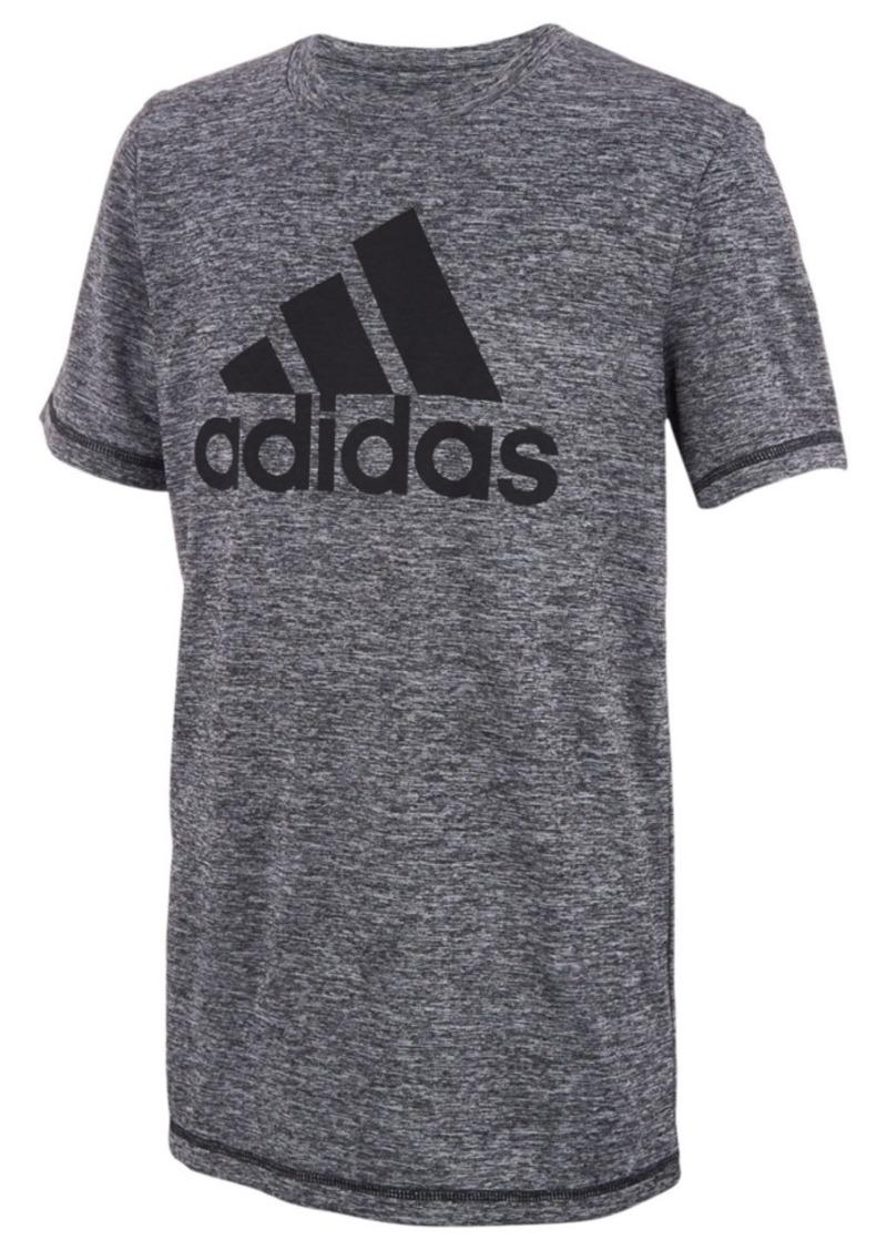 adidas Little Boys Climalite Logo-Graphic T-Shirt
