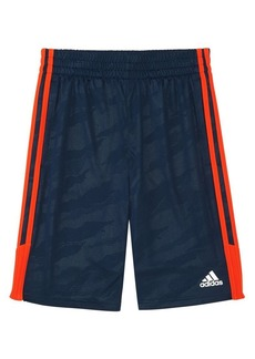 Adidas Little Boy's Climalite Moto Camo Shorts