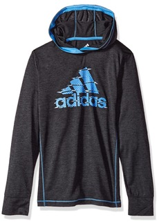 adidas Boys' Little Coast Pullover