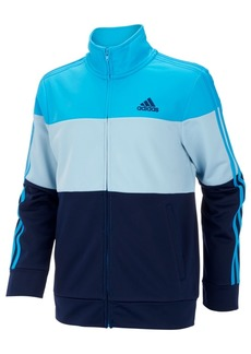 adidas Toddler Boys Colorblocked Tricot Jacket