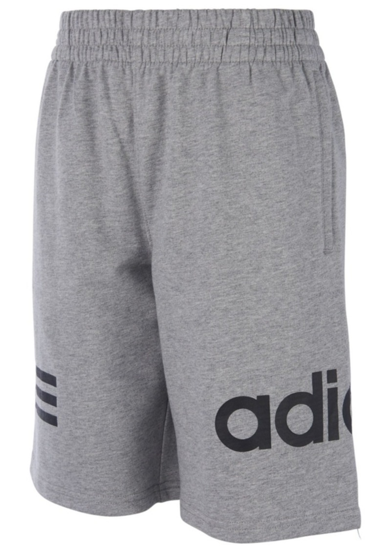 adidas Little Boys Core Cotton Shorts