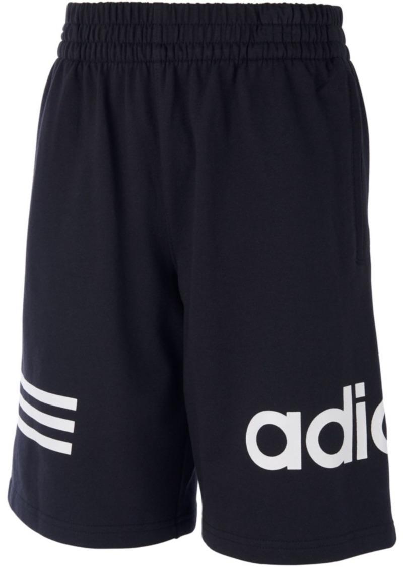 adidas Toddler Boys Core Cotton Shorts