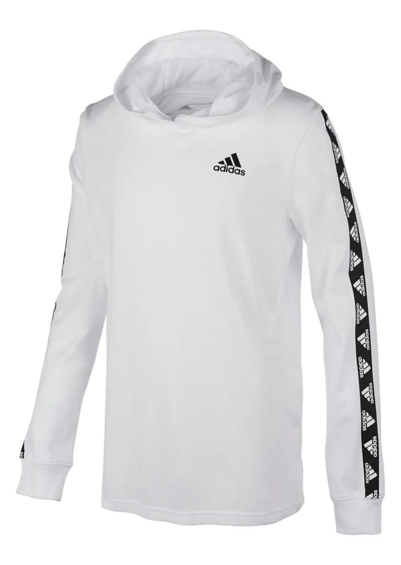Adidas Little Boy's Cotton Logo Hoodie