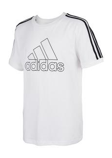 adidas Toddler Boys Cotton Ringer T-Shirt
