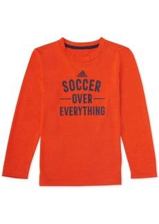adidas Toddler Boys Everything-Print T-Shirt