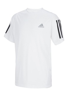 Adidas Little Boy's Freelift Climalite Embossed Tee