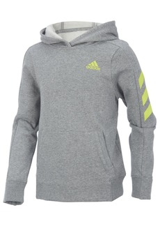 adidas Little Boys Logo-Graphic Hoodie