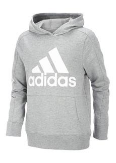 adidas Little Boys Logo-Print Cotton Hoodie
