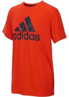 adidas Little Boys Logo-Print T-Shirt