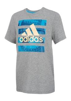 adidas Toddler Boys Logo-Print T-Shirt