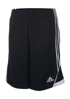 Adidas Little Boy's Logo Printed Speed Shorts