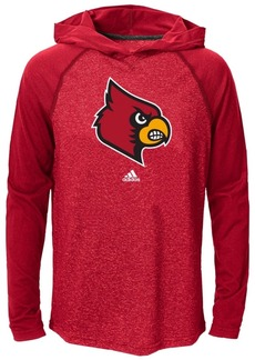 adidas Little Boys' Louisville Cardinals Ultimate Hooded T-Shirt, Big Boys (8-20)