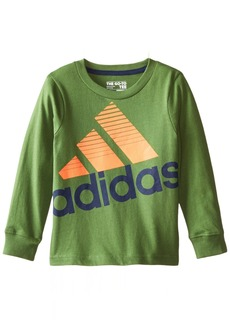 adidas Little Boys' Performance Power Tee