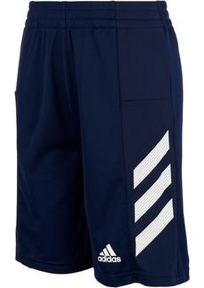 adidas Little Boys Pro Sport 3-Stripe Shorts