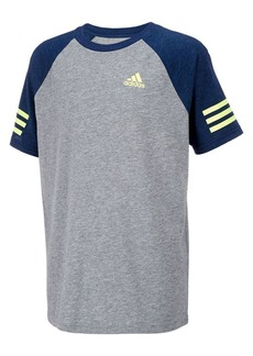 Adidas Little Boy's Short Sleeve Branding Graphic Tee