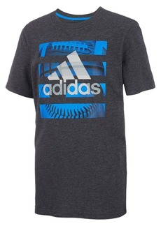 Adidas Little Boy's Short-Sleeve Hacked Sport Tee