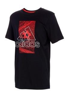 adidas Little Boys Soccer Cotton T-Shirt