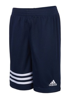 Adidas Little Boy's Solid Mesh Shorts