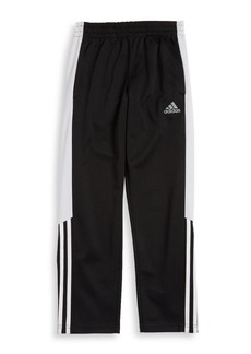 Adidas Little Boy's Striped Jogger Pants