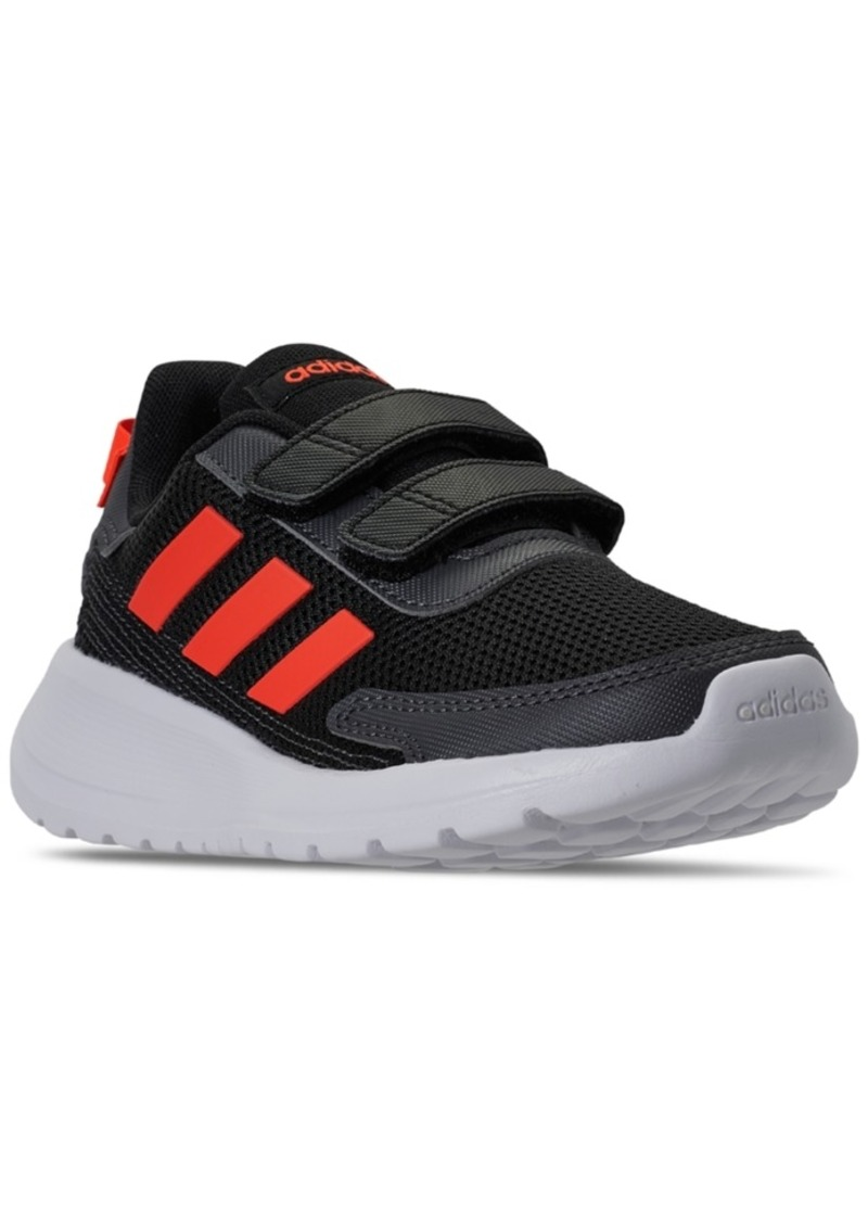 Adidas adidas Little Boys Tensor Stay Put Closure Casual Athletic Sneakers from Finish Line   Shoes