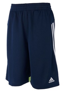 Adidas Little Boy's Three-Striped Shorts