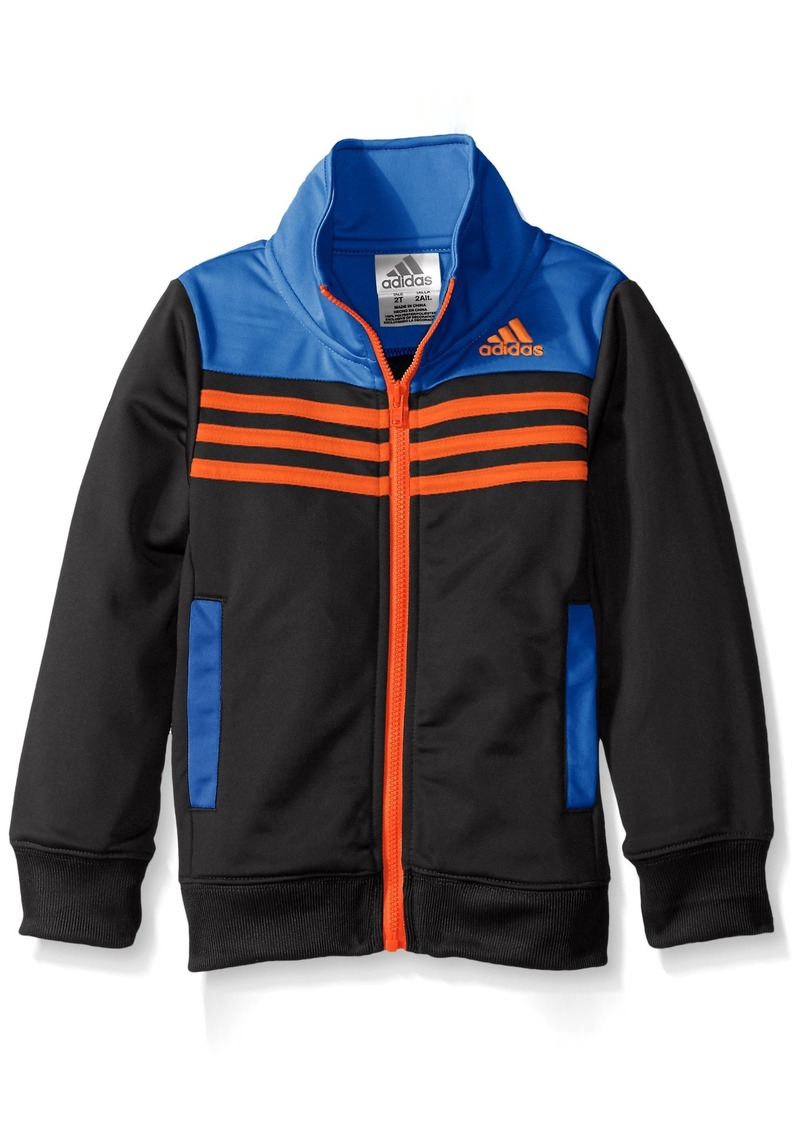 adidas Toddler Boys' Tiro and Tricot Jackets