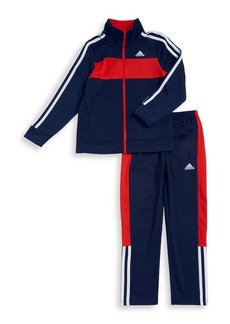 Adidas Little Boy's Two-Piece Team Tracksuit