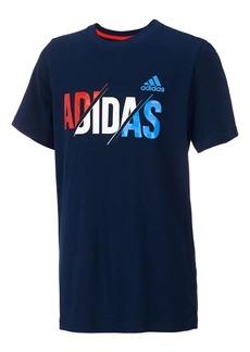 Adidas Little Boy's USA Graphic Cotton Tee