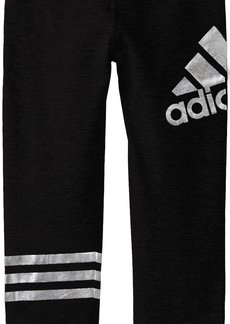 adidas Little Girls' Active Workout Pant
