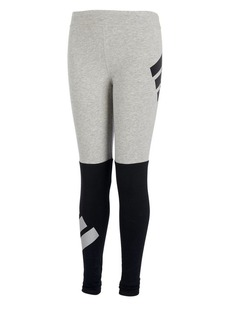 Adidas Little Girl's Back-to-School Logo Tights