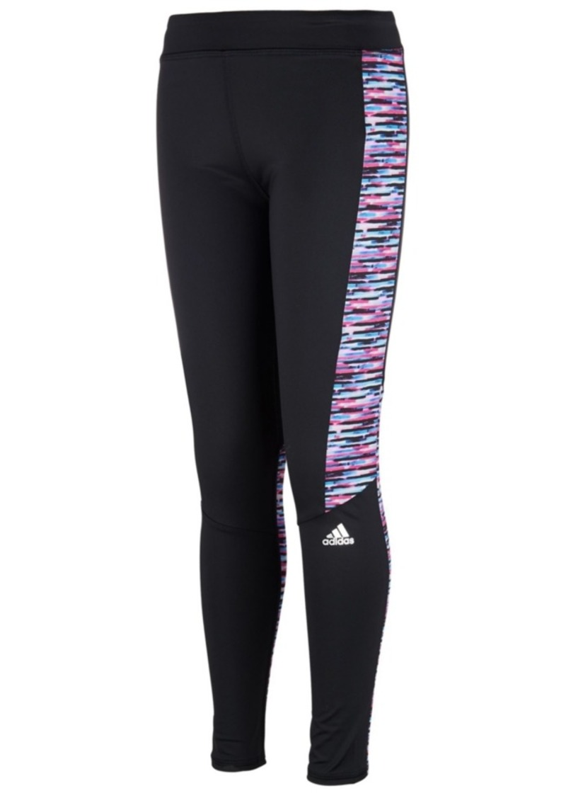 adidas Little Girls Believe This Tights