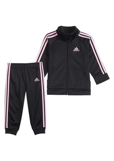 Adidas Little Girl's Classic Tricot Set