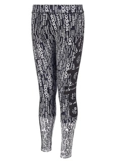 Adidas Little Girl's Climalite® Statement Tights