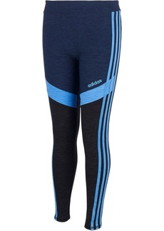 adidas Toddler Girls Colorblocked Melange Leggings