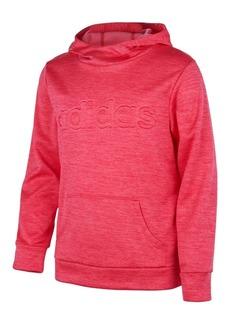 adidas Toddler Girls Embossed-Logo Hoodie