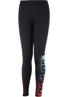 adidas Toddler Girls Linear Fade Logo Leggings