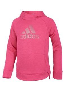Adidas Little Girl's Logo Hoodie