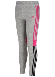 adidas Little Girls Melange Tights